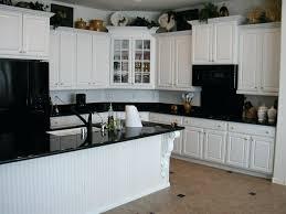 white kitchen countertops dark cabinets