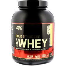 optimum nutrition gold standard 100 whey vanilla ice cream 5 lbs