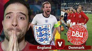 England vs Denmark Euro 2020 Semi Final ...