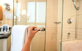 glamorous how to clean a shower door clean shower door how to clean mold off shower