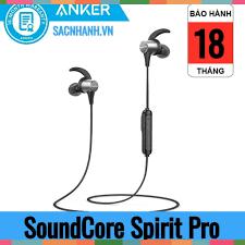 Tai Nghe Bluetooth Anker Soundcore Spirit Pro _AK