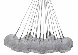 nuevo living aura multi bulb pendant lamp
