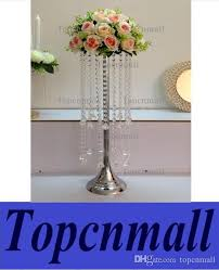 in stock crystal chandelier table top wedding tale chandelier wedding centerpiece table centerpiece crystal decorative balloons party decorations banner