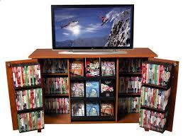 dvd storage cabinet with doors