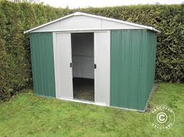 garden shed assembly you