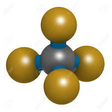 Tetrafluoromethane Carbon Tetrafluoride Cf4 Greenhouse Gas