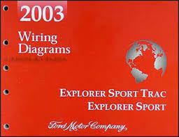 2003 ford explorer sport trac 4 door and explorer sport 2 door 2003 ford explorer sport trac 4 door and explorer sport 2 door wiring diagram manual