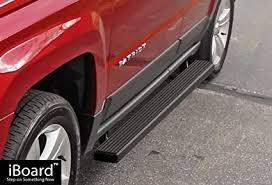 aps iboard running boards nerf bars side steps step bars for 2007