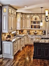 Antique Kitchen Design Cool Design