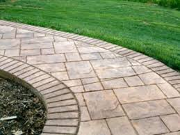 stamped concrete overlay. There Are Three Procedures Used In Stamped Concrete Overlay