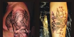 Nové Tetování či Předělávka Stávajícího Cover Up