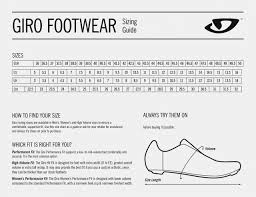 43 Particular Giro Cycling Shoes Sizing