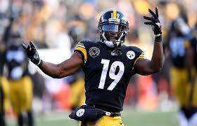 JuJu Smith-Schuster madden 19 rating