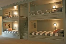 Cool Bunk Beds For 4 Kids Bunk Bed 4 Cool Beds For Limonchello Four Bed Bunk