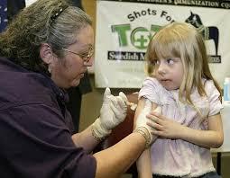 Rate Of Immunized Kindergarteners A Steady 85 Percent   KNKX