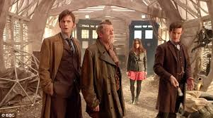 john hurt doctor who costume. Wonderful Hurt The 50th Anniversary Who Featured Several Doctors Including From Right To  Left Matt Intended John Hurt Doctor Who Costume H
