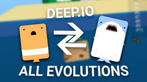 Deeeep Io All Evolutions Level Graphic Download All