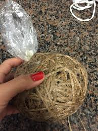 Decorative Balls Next DIY Decorative balls SunnyChicHome 40