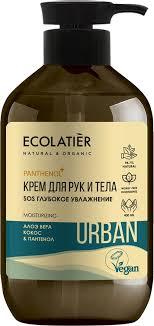 <b>Крем для рук</b> и тела Ecolatier <b>Urban</b> SOS Глубокое увлажнение ...