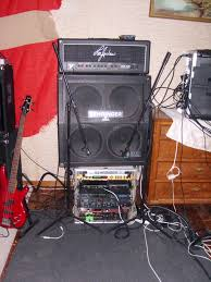 everyones complete rig michael angelo batio forum lee jackson xla 500 behringer 4x12 cab borrowed as my crate has been rewired for stereo behringer pl2000 racklight nd powerdistributer