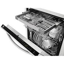 kenmore 14573 dishwasher. kenmore 14573 dishwasher with third rack/power wave spray arm - stainless steel exterior sears