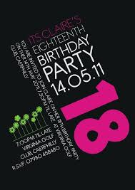 Birthday Invite Templates Free To Download Interesting Birthday Invitation Templates Free Download 44th Word