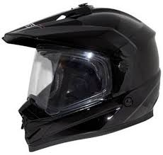 Zox Rush Jr Helmet Solid Gloss Black