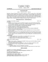 Accounting Resume Examples Fascinating Accountant Resume Examples Letsdeliverco