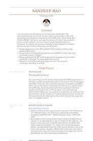 Test Lead Resume Sample India Best Of Technical Lead Resume Samples VisualCV Resume Samples Database