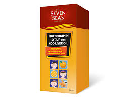 seven seas kids multivitamin syrup with cod liver oil