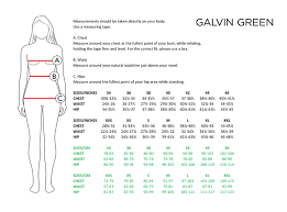 Galvin Green Size Chart Uk Devi Insula Lite Ladies Jacket Navy Ladies X Small Navy