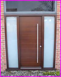 Contemporary Front Door Handles | Webbo Design