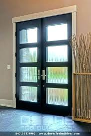 glass front doors contemporary glass entry doors custom wood front modern double door residential wooden with