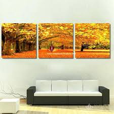 large canvas wall art 3 piece canvas art painting modern canvas prints artwork of landscape