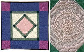 Amish Hand Quilting: Inspiration & Full and Detail Shots of Hand Quilted Quilt Adamdwight.com