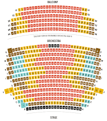 Modell Pac At The Lyric Seating Chart Cogent Lyric Arts Seating Chart Modell Performing Arts