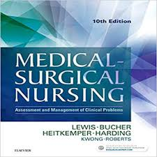Brunner Suddarth 12 Edition Test Bank Medical Surgical Nursing Assessment And Management Of Clinical Problems 10th Edition By Lewis Bucher Heitkemper Harding Kwong And Robert Test Bank