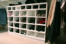 Diy Shoe Rack Ana White Shoe Organizer Diy Projects