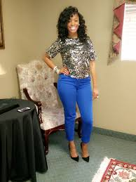 Fashion Bombshell of the Day Krystal from Dallas The Fashion.