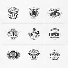 Templates For Logo Motorcycle Logo Templates
