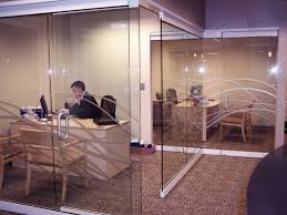 Etched Glass Or Frosted Glass Vinyl Film For Office Window Flickr