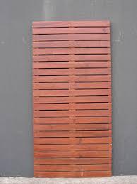 screen panel timber 1800x900x30mm vertical slat bunnings warehouse