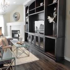 Dark Hardwood Floors Living Room Neutral With Wood Floor And Intended Perfect Ideas