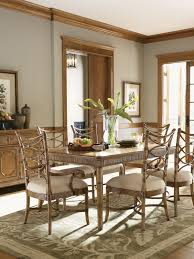 Beach House Boca Grande Dining Table Lexington Home Brands - House and home dining rooms