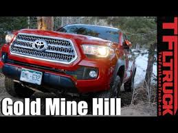 Is Toyota Tacoma TRD THE BEST Off Road Pickup Truck In The World?