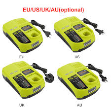 Ryobi P117 No Lights Details About 12v 18v Lithium Nicad Universal Rechargeable Battery Charger For Ryobi P117 Jy