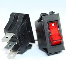 how to wire an illuminated rocker switch zing ear ze 215 illuminated rocker switch black 15a 10a