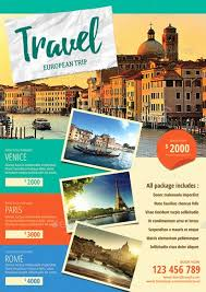 Travel Agency Flyers Sample Beautiful Travel Agent Time Travel