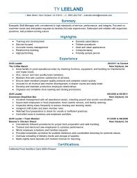 Operations Manager Resume Examples Best Operations Manager Resume Example Livecareer Examples Bank 59