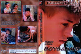 "The 1999 German release of Pojkart's Naturist Film, "" Boys In The Mud "", is a full 41 minutes of colorized and captivating naturist fun and games combined ... - MUD"